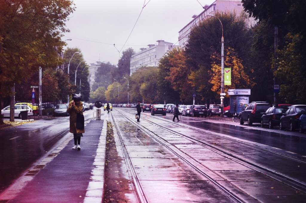 Autumnal Bucharest
